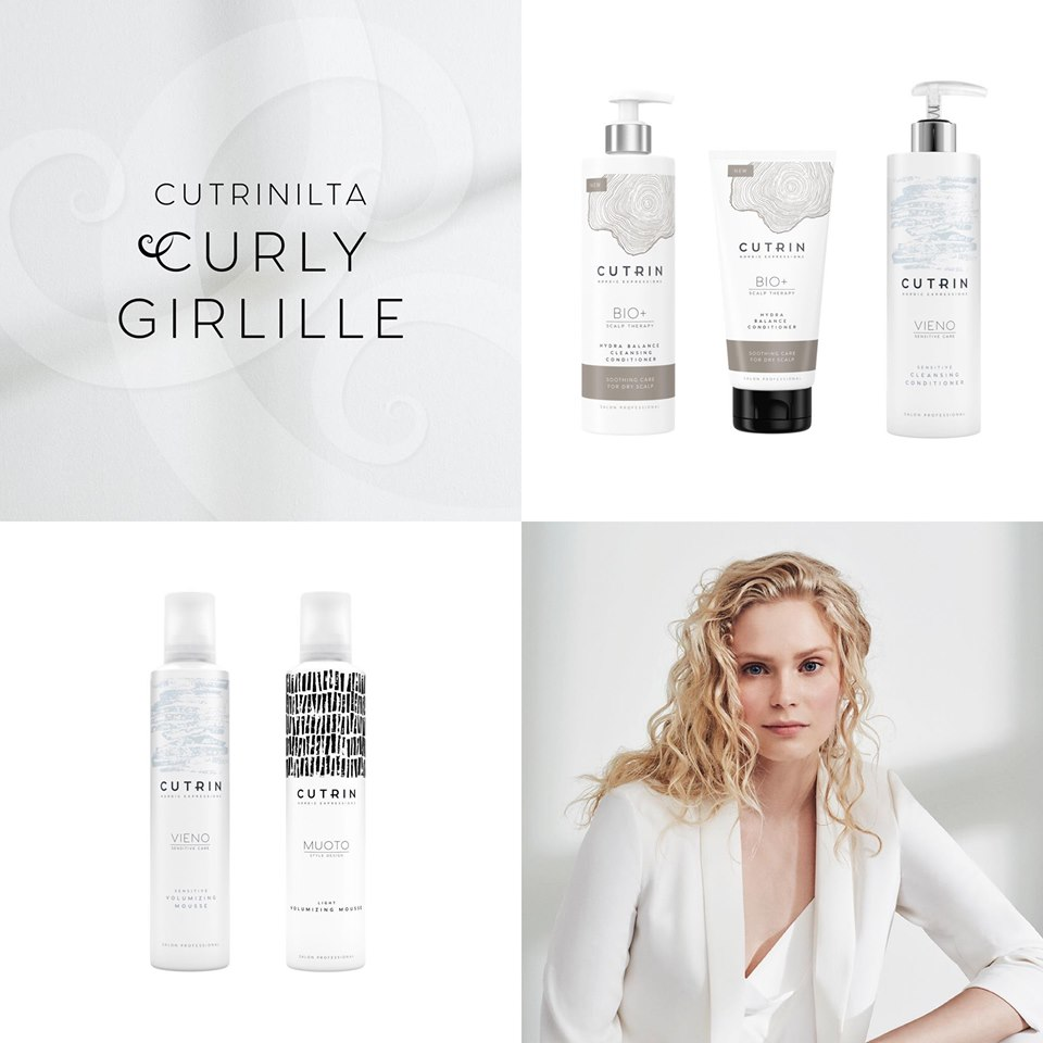 Curly Girl Metodi Tuotteet